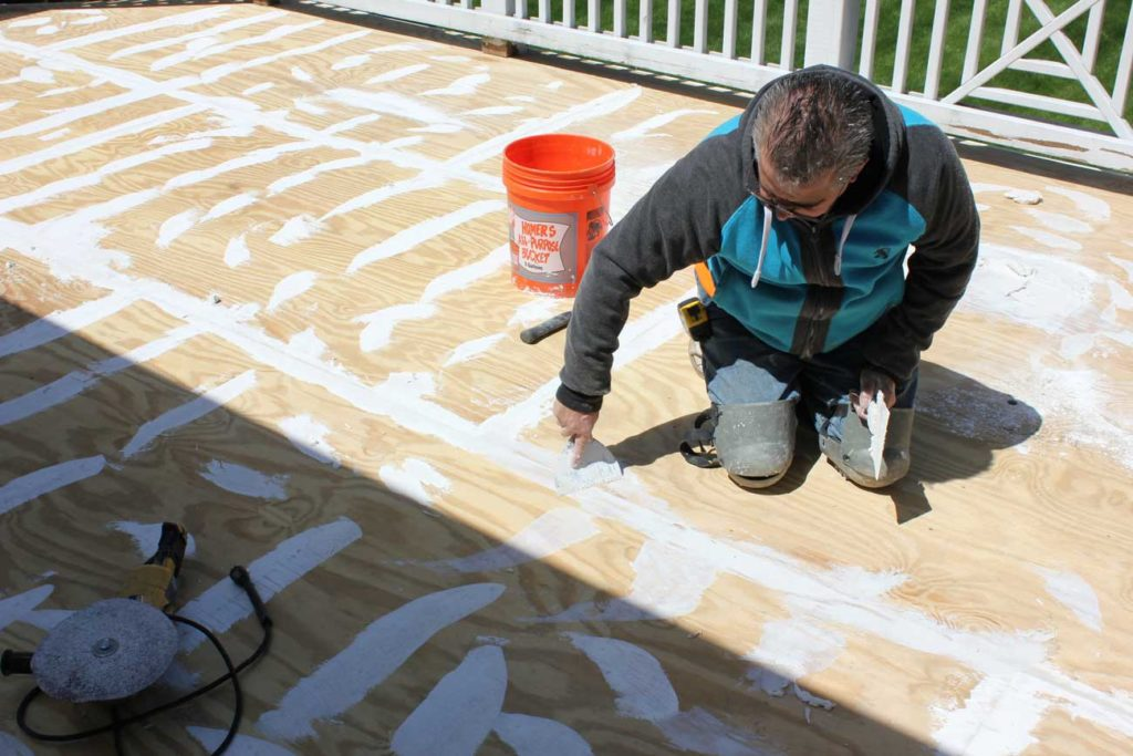 Grant Intellideck Installation: Prep