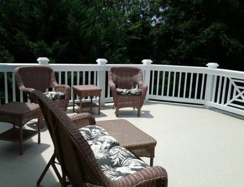IntelliDeck Off-Master Install in Ashburn, VA